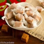 Brown Sugar Caramels #GuestPost for Cake Duchess