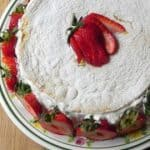 Double Guest Post with Food and Thrift and Cake Duchess…Summer Strawberry Cake~
