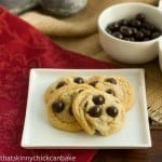 Brown Butter Cookies with Brookside Chocolate plus a Chocolate Tasting Kit