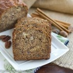 Nutty Brown Butter Banana Bread #ImprovChallenge