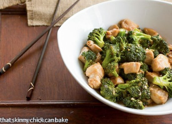 Chicken and Broccoli Stir Fry | A speedy, delicious meal with an Asian flair
