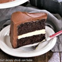 Chocolate Layer Cake with Ganache featured image