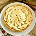 French Apple Tart #TuesdayswithDorie