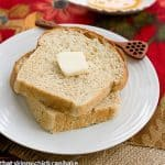 Classic Oatmeal Bread #TwelveLoaves