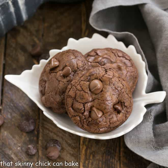 Death By Chocolate Cookies featured image