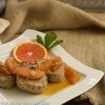 Fresh Orange Pork Tenderloin #FrenchFridayswithDorie