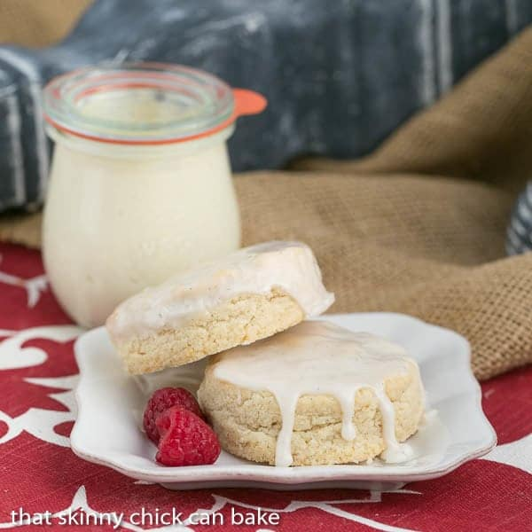 Super moist Vanilla Bean Scones