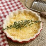 Cheesy Crème Brûlée #FrenchFridayswithDorie