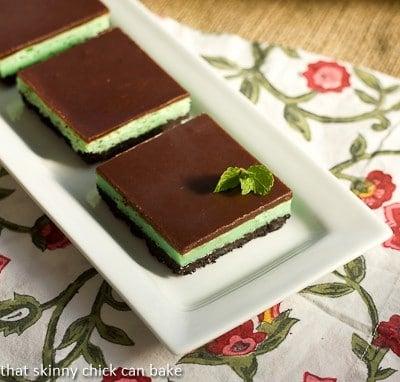 Grasshopper Dessert Squares Recipes — Dishmaps