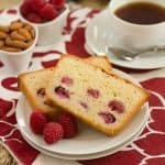 Ispahan Loaf Cake #FrenchFridayswithDorie