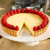 Tarte au Citron | An exquisite lemon dessert