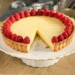 Tarte au Citron | A most exquisite lemon dessert!