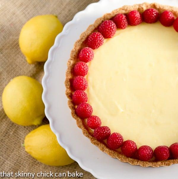 Tarte au Citron | An exquisite lemon dessert