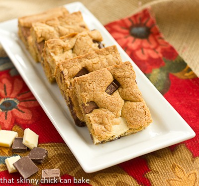 Brown Butter Chocolate Chunk Bars