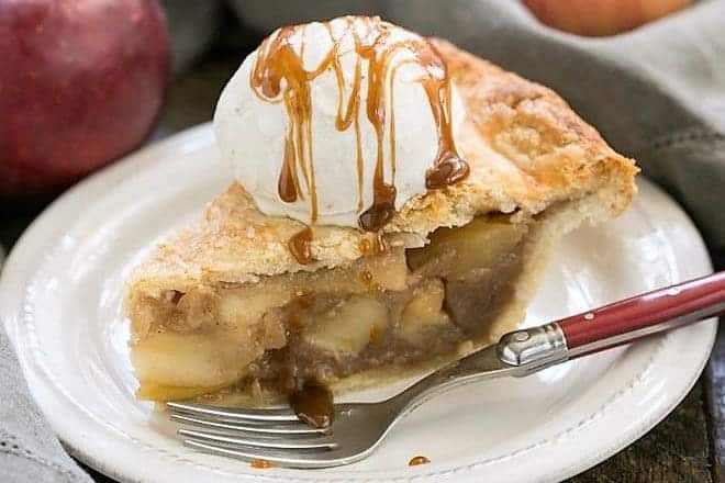 Caramel Apple Pie featured image