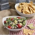 Black Bean and Avocado Salsa #SecretRecipeClub