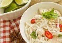 Spicy Vietnamese Chicken Soup