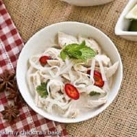 Spicy Vietnamese Chicken Soup featured image
