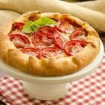 Cheese and Tomato Galette #TuesdayswithDorie