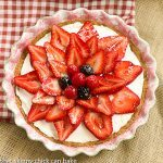 Strawberry Cream Cheese Dessert #SundaySupper