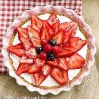 Strawberry Cream Cheese Dessert featured image