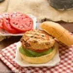 Caribbean Chicken Burger #Giveaway #RGParty