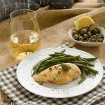 Chicken Piccata #WeekdaySupper