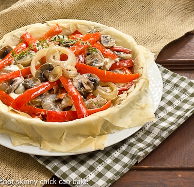 Tomato Summer Vegetable Tart Recipes — Dishmaps