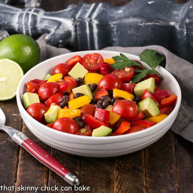 Guacamole Salad featured image