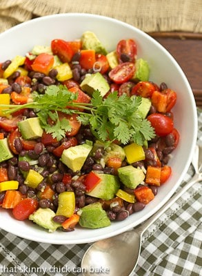 Guacamole Salad #TheSaladBar