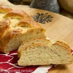 Parmesan Prosciutto Bread #Twelve Loaves