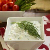Tzatziki recipe image