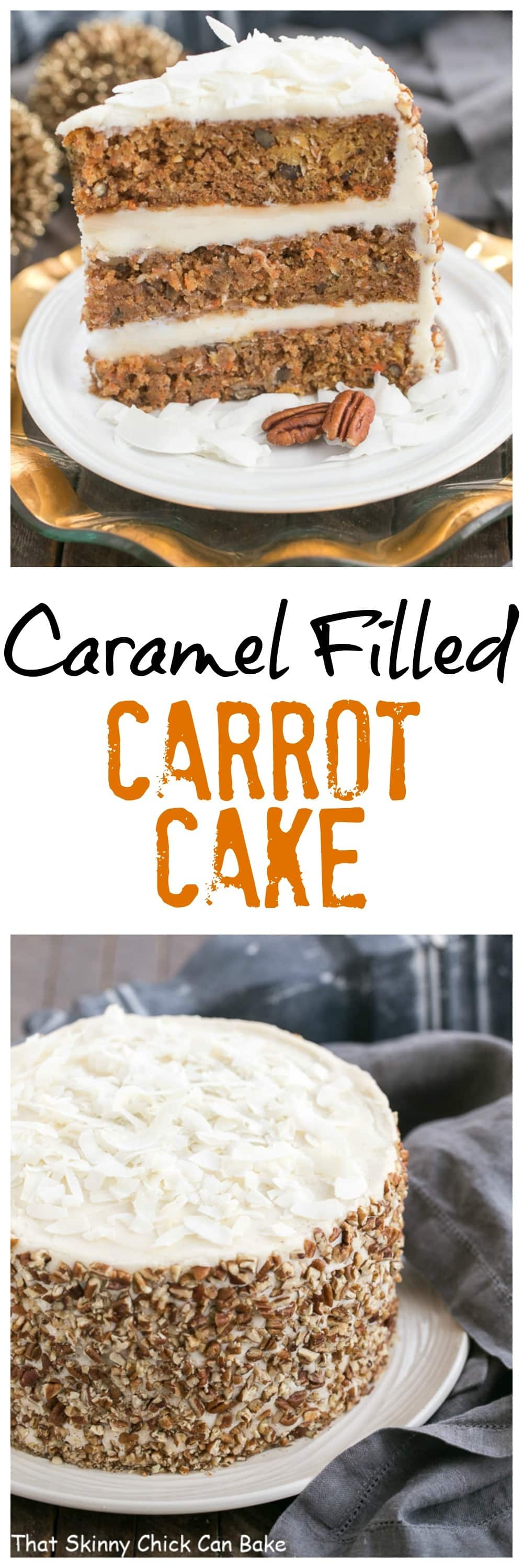 caramel cake filling carrot cake with caramel filling and cheese frosting 2449