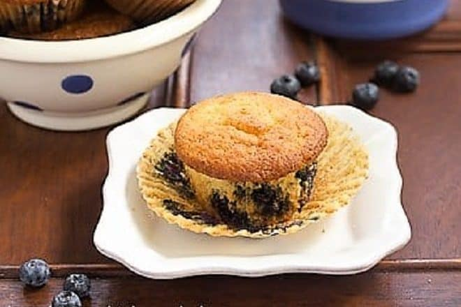 Blueberry Muffins featured image