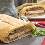 Pressed Brick Sandwich #SundaySupper