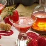 Strawberry Bellinis #Giveaway