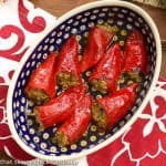Tuna-Packed Piquillo Peppers #FrenchFridayswithDorie