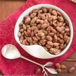 Vanilla Almonds #SundaySupper
