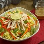 Vietnamese Chicken Salad #SaladBar