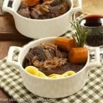 Boeuf à la Mode (AKA Great Pot Roast) #FrenchFridayswithDorie