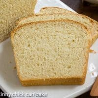 Homemade potato bread-the perfect sandwich loaf