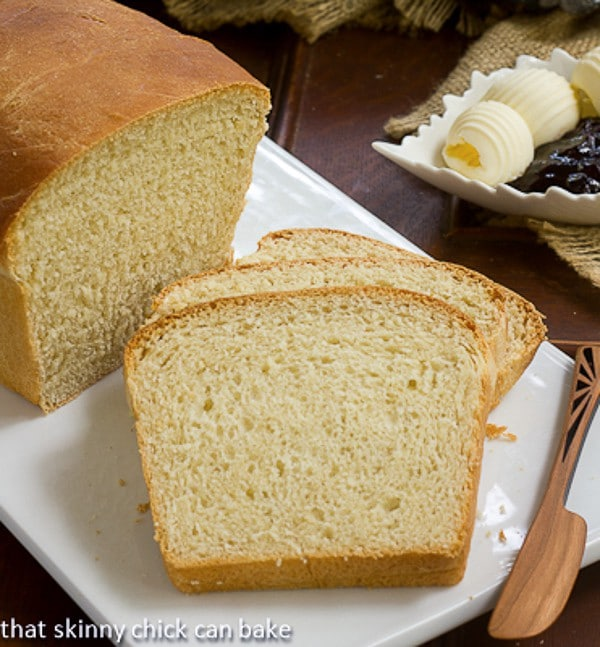 Homemade Potato Bread - The ultimate sandwich bread!