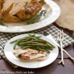 Roast Psycho Chicken #SundaySupper #FamilyDinnerTable