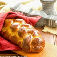Pumpkin Challah | An autumn twist on this classic braided loaf