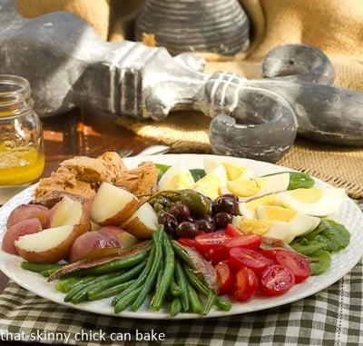 Salade Niçoise | Dorie Greenspan's delicious version!