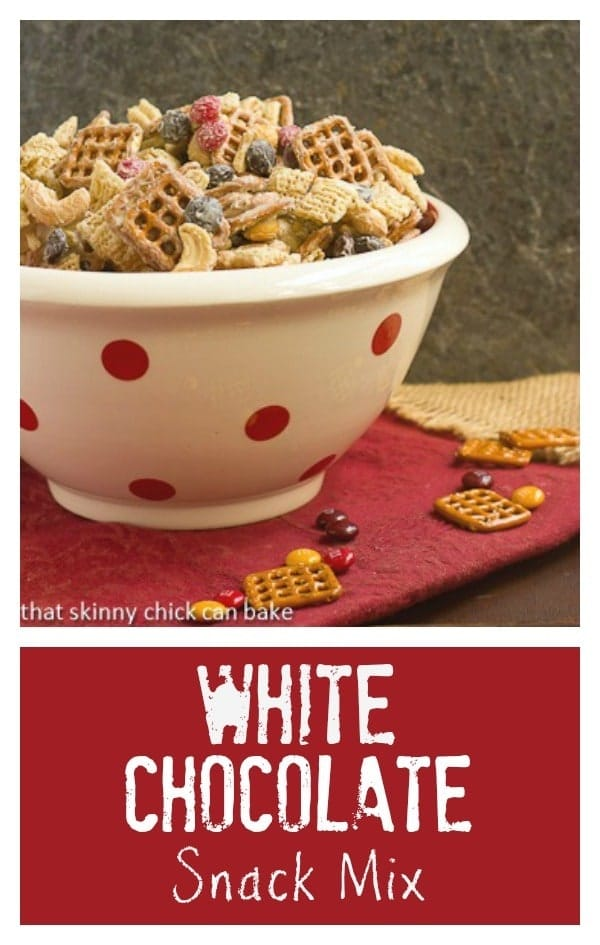 White Chocolate Monster Munch | Irresistible snack mix coated in white chocolate!
