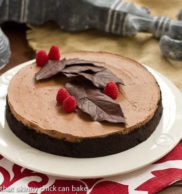 Chocolate_Moussecake