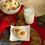 Ghraybeh or Lebanese Shortbread Cookies #SundaySupper