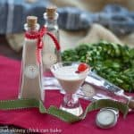 Homemade Baileys Irish Cream #HandcraftedHolidays #Giveaway