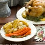 Hurry-Up-And-Wait Roast Chicken #FrenchFridayswithDorie